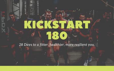 Kickstart 180 – 28 Day Challenge